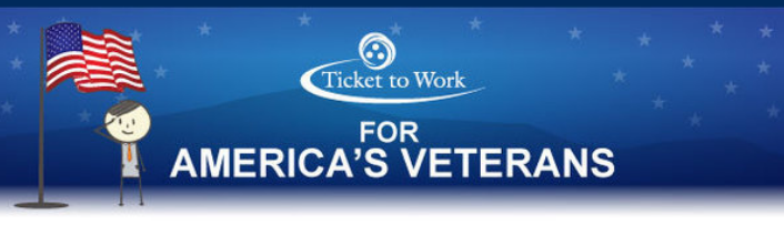 SSI/SSDI Veterans: Claim Your Ticket to Work in Three Easy Steps