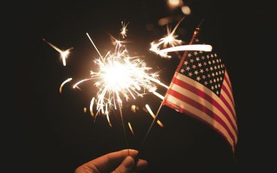 July is Fireworks & Wellness Month